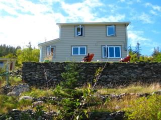 Newfoundland Oceanview Vacation Retreat