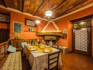 Villa Guardian, Castiglion Fiorentino