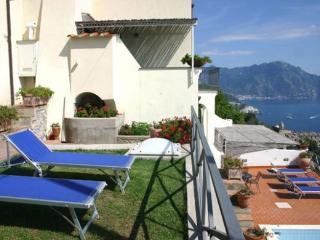 Villa Moresca, Conca dei Marini
