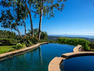 Breathtaking ocean views with your own private pool and spa - Tuscan Charm, Montecito
