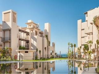 Deluxe Apartment in Estepona 1st line of the beach
