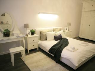 Trendy, Very Spacious, Quiet 4 BR Apartment, Cracovia