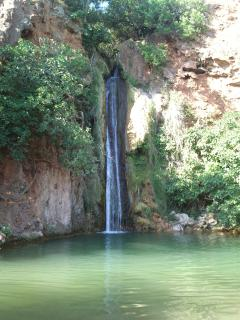 Alte waterfalls (20 min. by car)