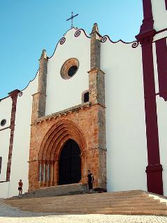 Silves church