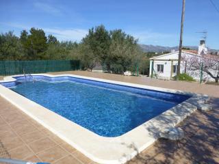 Chalet Llop Marí con piscina privada-HUTTE 001925