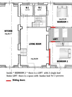 mandolato house map