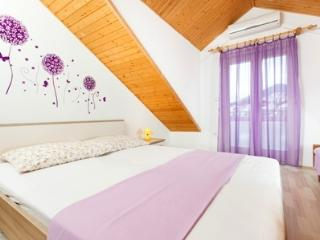 Perfect attic, sea view apartment, Bella Vista, Hvar