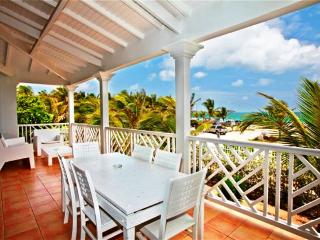 CAMILLE at CARIBBEAN PRINCESS B5... gorgeous affordable beachfront condo with, Orient Bay