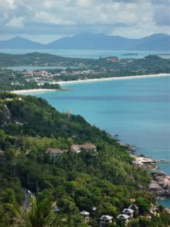 some of the best views in Samui