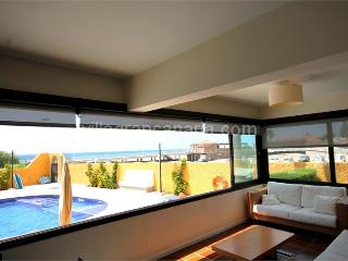 Beach front apartment in Playa de Las Burras CN, San Agustin
