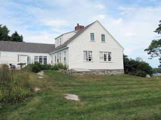 1780 Farm House at Harborfields On the Shore, Boothbay Harbor