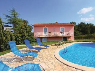 Holiday house with pool Labin Kapelica B260