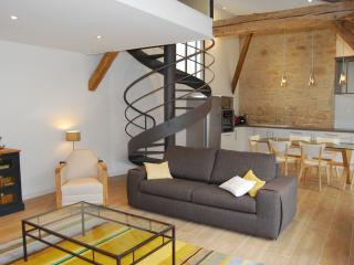Loft rénové dans atelier maréchal ferrand Côté Jardin à Suippes