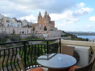 Mellieha apartment sea view