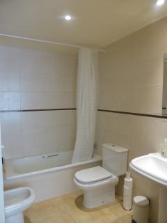 Baño Dormitorio Doble