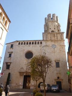 Iglesia Palafrugell siglo 11