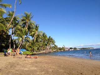 Lahaina Baby Beach House .1 min.walk to the Beach,