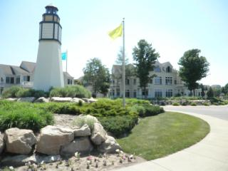 Lake Michigan at Manistee Beach, Beautiful Condo
