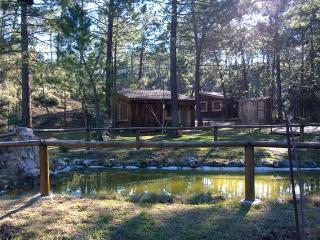 Cabaña finca el lagunazo,Parque Natural del Río Mundo