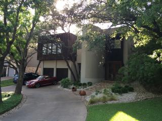 3 Story Contemporary in the Cliff Over Lake Austin