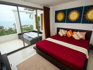 2-Bedrooms Sea View Executive Suite, Koh Samui