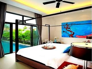3 BDR Onyx style private pool villa, Nai Harn