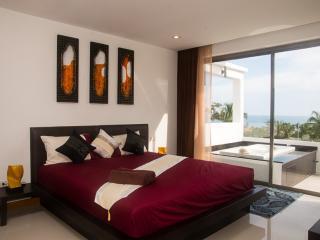 1-Bedroom Sea View Deluxe Apartment in Lamai, Ko Samui