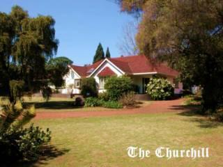 The Churchill, Harare