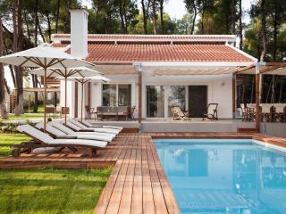 THE WHITE VILLA AT SANI HALKIDIKI GREECE