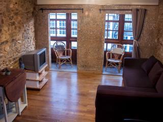 """Bonito y céntrico apartamento """"Fogar Natural"""" 3, Santiago de Compostela"""
