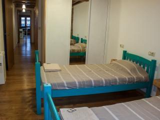 Céntrico edificio de apartamentos 10 plazas, Santiago de Compostela