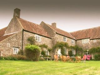 Live the Dream in a Farm House with swimming pool, Butcombe