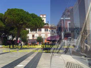 bed&ship archimediterraneo, Crotone