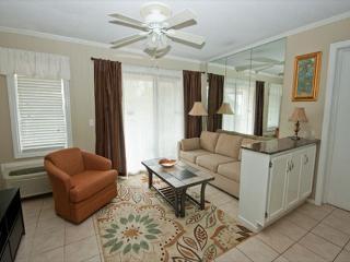 Seaside Villa 283 - 1 Bedroom 1 Bathroom Oceanside Flat Hilton Head, SC
