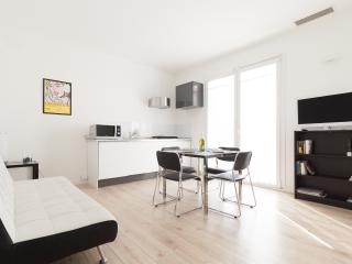 Brand new glamour flat with terrace & carpark, Venetië