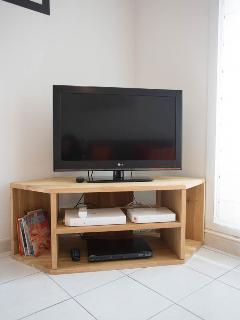 Tv, box internet, lecteur DVD