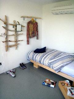 second bedroom, single beds can be put together upon request