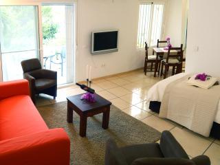 Las Estrellas, luxe 4 prs appartement, zeezicht, Benajarafe