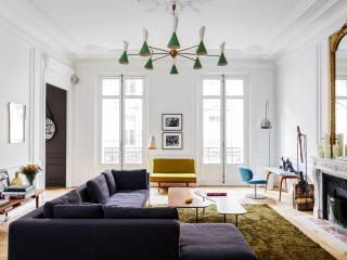 Apartment with top of the range design, París