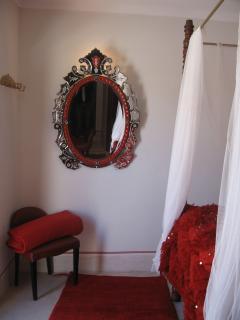 suite rouge 'miroir sirien'