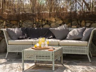 Relax on a shady terrace