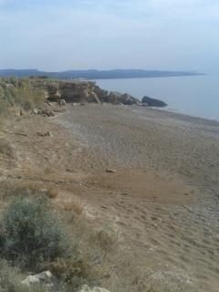 Secluded Mandria Beach