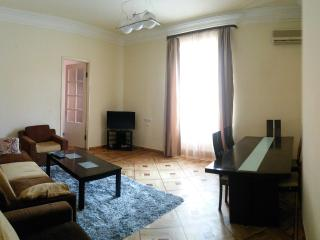 Awesome apartment on Sakharov Square, Ereván