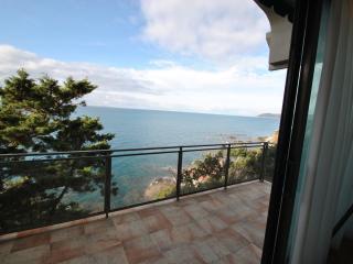 Villa a picco sul mare, Castiglioncello