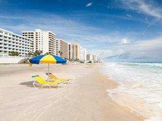 Daytona Beach, FL, Daytona Seabreeze, Oceanfront