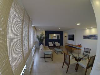 The Place Leblon-100m2-02 Suítes-2Block to Beach