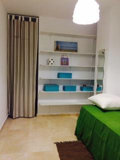 Segunda habitacion con dos camas de 80
