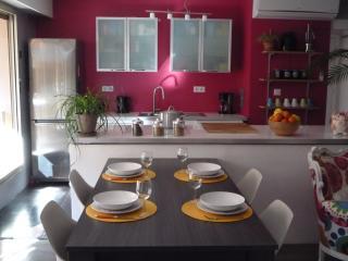 Appart 70m2 + Terrasse 25 m2, Nice