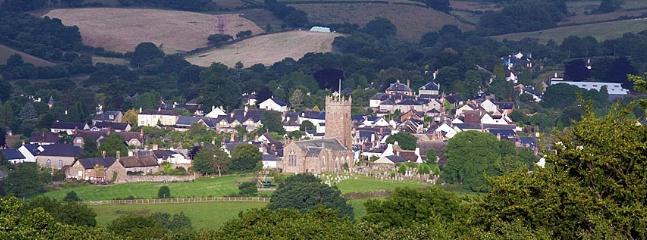 Moretonhampstead from Mardon Down