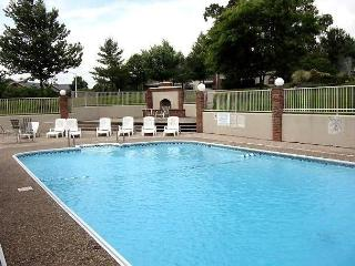 Quite Garden Condo in Branson near Everything with Indoor and Outdoor Pool
